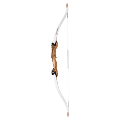 "BULLSEYE X 62"" Take Down Recurve Bow"