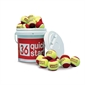 Quick Start 36 Set of 30 Tennis Balls with Bucket - Thumbnail 1