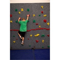 Everlast Climbing Magna® Traverse Wall® 8' x 40' Package