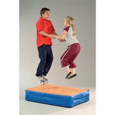 Hip Hop Jumping Cushion