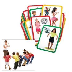 Busy Body Exercise Cards