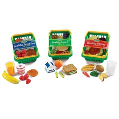 Healthy Foods Play Set - Full Set