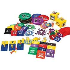 ABCs and 123s Learning Kit