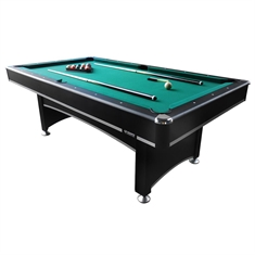 Triumph Phoenix Pool Table with Table Tennis conversion top