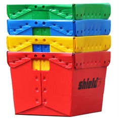 CATCH® Color Storage Bins