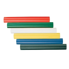 Plastic Relay Baton - Set of 6