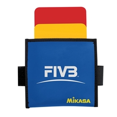 Volleyball Referee Cards