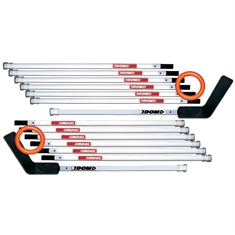 "Dom Intermediate Gym Ringette Set - 44""L"