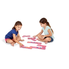 Jumbo Dots Dominoes