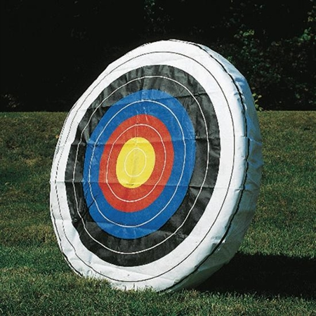Archery Target Face - Glasscloth - Slip - On - 36'' - 40'' dia