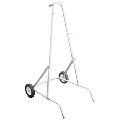 Archery Wheeled Steel Target Stand