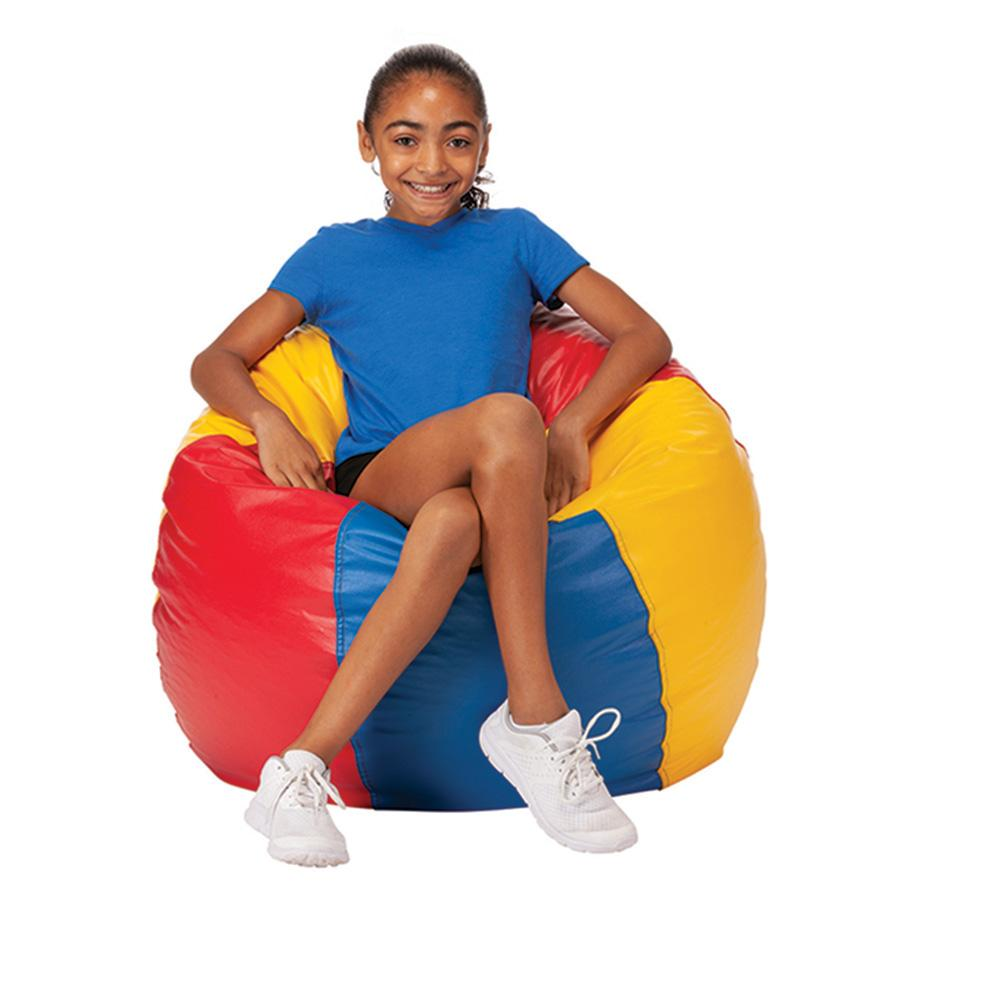 Multicolored+Beanbag+Chair+-+Large_XL