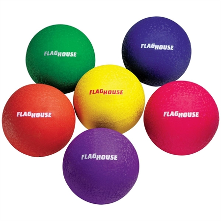 FlagHouse 2-ply Playground Ball in Colors - 8 1/2""