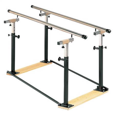 FlagHouse Folding Parallel Bars - 10'L