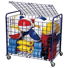 Aquatic Equipment Cart