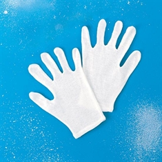 White Gloves - Adult