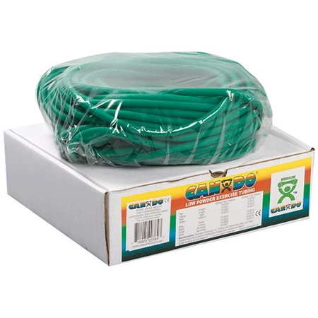 Cando® Tubing - Medium - Green - 100-foot roll