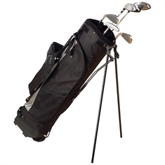 Quality Men's Adult Golf Club Set - Left-Handed