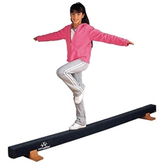 Kidnastics® Carpeted Balance Beam