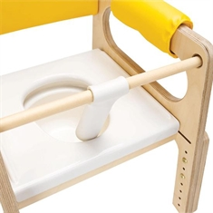 COMBI Splash Guard for Toileting Chair