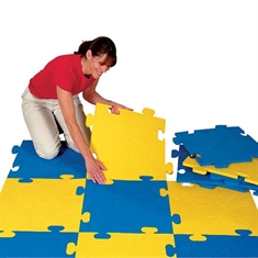 PAVIPLAY® Floor Mat - 10' x 6 2/3' Area Kits - 10mm