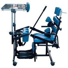 SYMMETRY Solid - Seat Standing & Positioning System – Extended Back Accessory