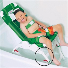 Otter Bath Chair - Tub Stand