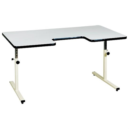 "Activity Table with Cut - Out - 63""L x 40""W"