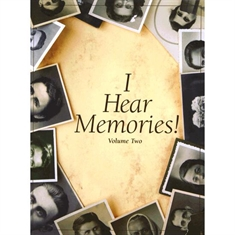I Hear Memories Vol 2 CD/Book
