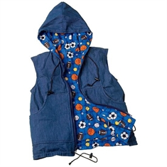 SensoryCritters Weighted Hoodies - Boys