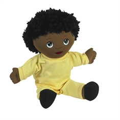 Just Like Me Dolls - African American Boy