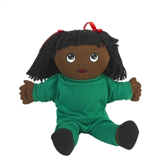 Just Like Me Dolls - African American Girl