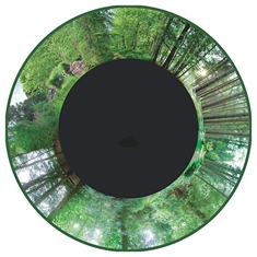 Opti Max Effect Wheel - Forest