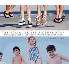 The Social Skills Picture Book Teaching Play - Emotion and Communication to Children with Autism