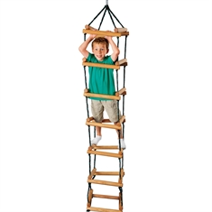 TheraGym® Rope Tower Ladder
