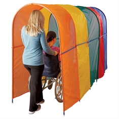 FlagHouse Wheelchair Tunnel