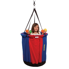 Circus Swing with 500 Balls