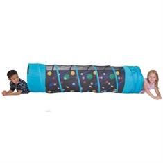 Glow in the Dark Stars Tunnel