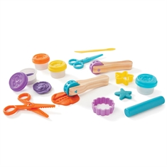 Cut Sculpt and Stamp Clay Play Set