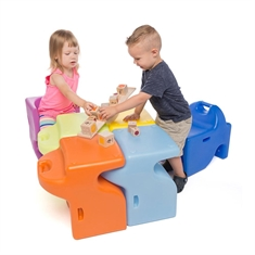 Vidget 3-in-1 Flexible Seating System™ - Toddler 10 inch