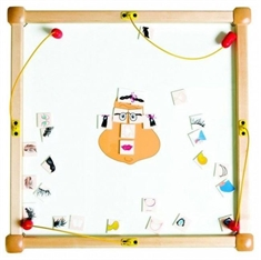 Magnetic Interactive Activities- Funny Face
