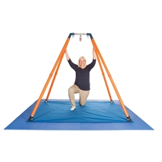 Haley's Joy® On the Go Swing Frame, 3-pt suspension - Size 2