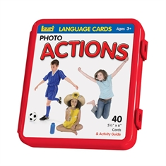 Language Cards Action