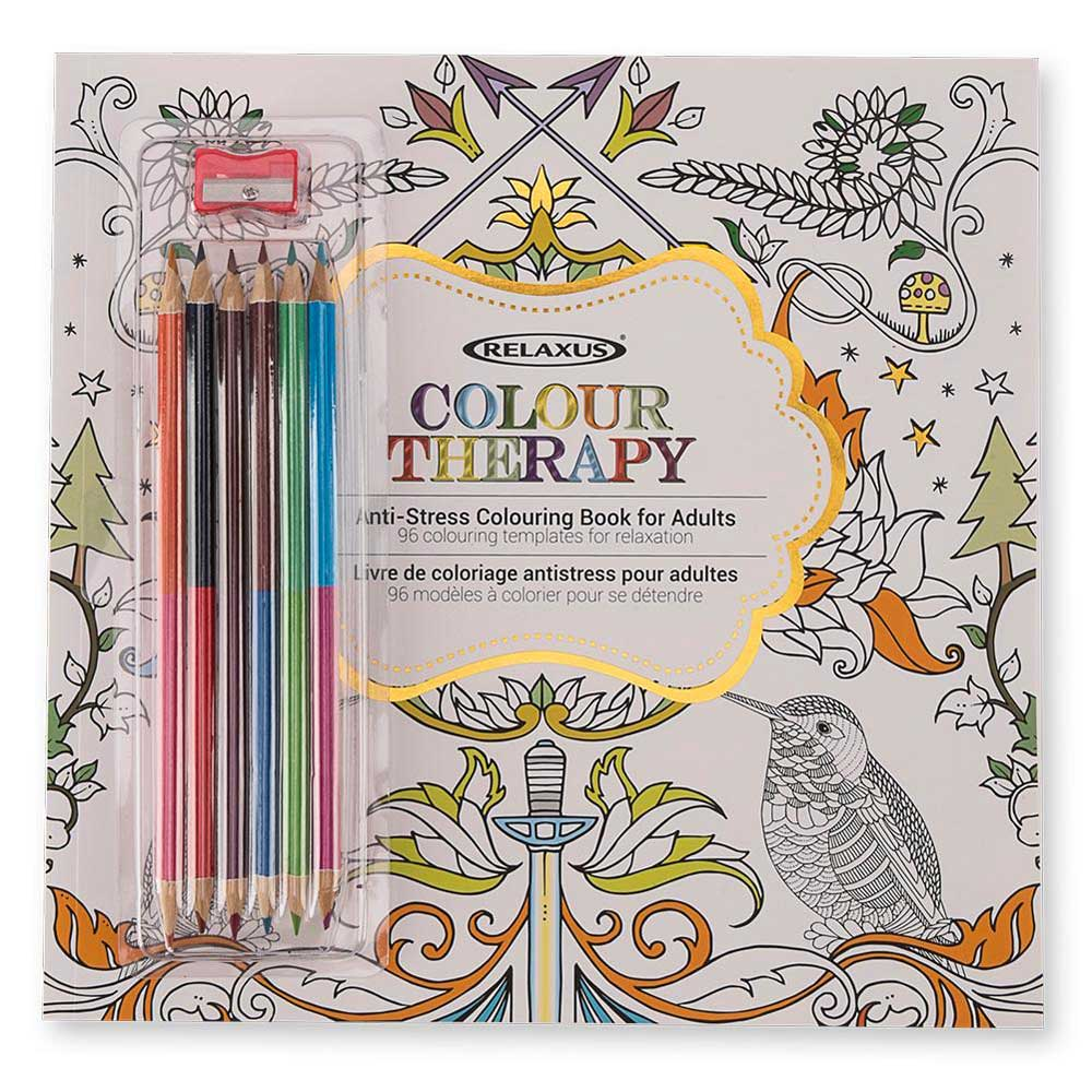 Color Therapy For Your Home: Color Therapy Kit