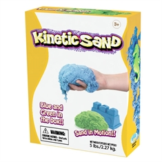 Colored Kinetic Sand™ - Blue/Green