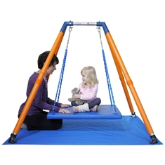 Haley's Joy® On the Go Swing Frame, 2-pt suspension - Size 1