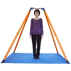 Haley's Joy® On the Go Swing Frame, 2-pt suspension - Size 2