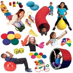 Inclusive Gymnastics Kit 3