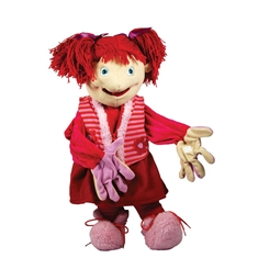 Susanne Speech and Language puppet