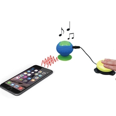 Suction Bluetooth Speaker